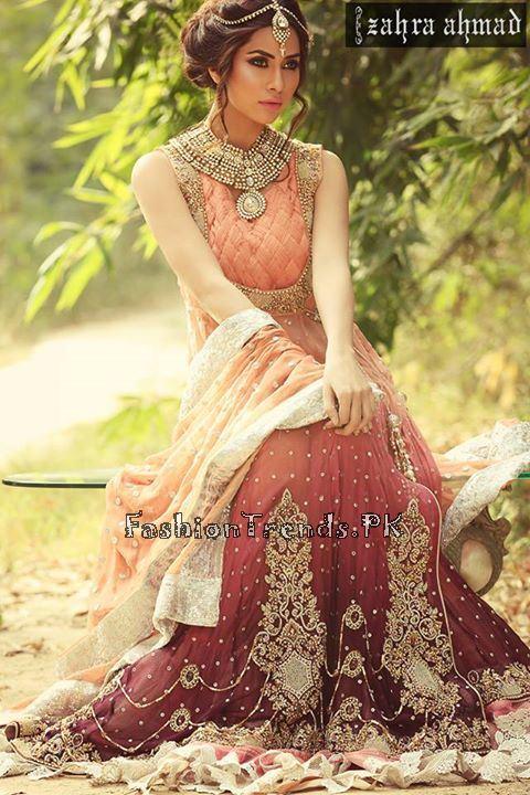 Zahra Ahmad Formal Dresses 2015 (7)