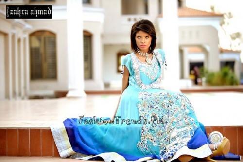 Zahra Ahmad Formal Dresses 2015 (8)