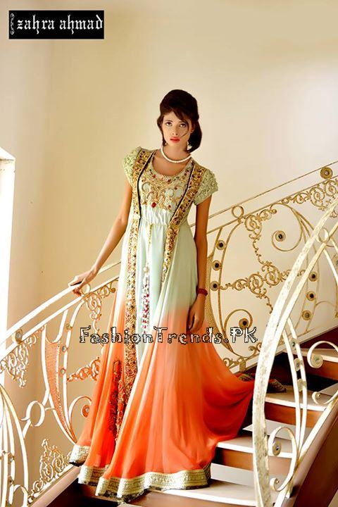 Zahra Ahmad Formal Dresses 2015 (9)