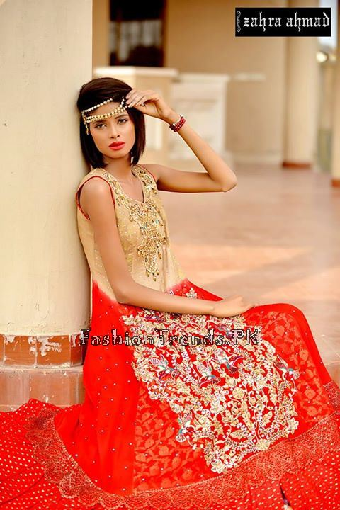 Zahra Ahmad Formal Dresses 2015 (11)