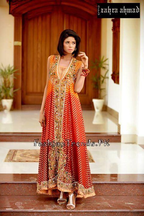 Zahra Ahmad Formal Dresses 2015 (12)