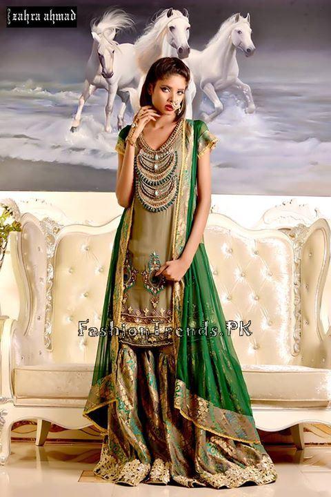 Zahra Ahmad Formal Dresses 2015 (15)