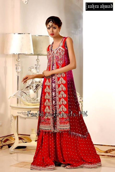 Zahra Ahmad Formal Dresses 2015 (17)