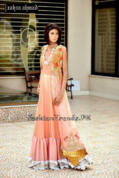 Zahra Ahmad Formal Dresses 2015 (19)