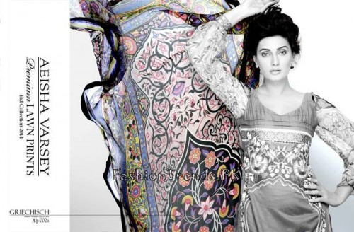Aeisha Varsey Eid Collection 2015 (10)
