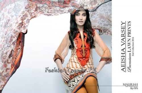 Aeisha Varsey Eid Collection 2015 (2)