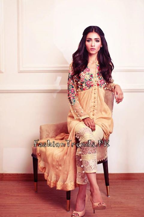 Annus Abrar Eid Collection 2015 (11)