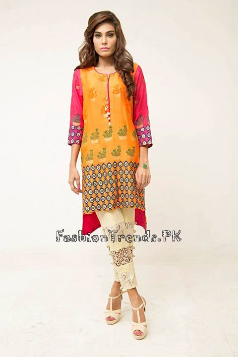 Annus Abrar Eid Collection 2015 (2)