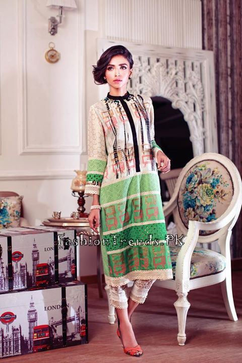 Annus Abrar Eid Collection 2015 (3)