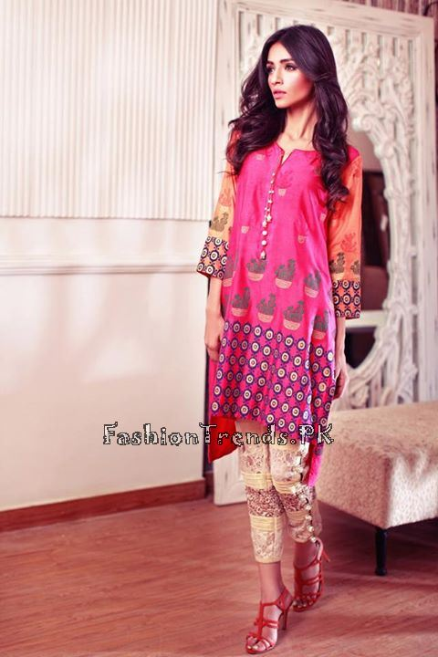 Annus Abrar Eid Collection 2015 (4)