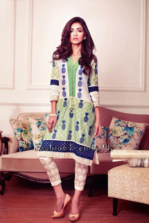 Annus Abrar Eid Collection 2015 (7)