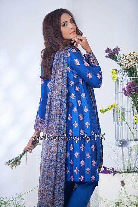 Ayesha Somaiya Eid Lawn Dresses 2015 by Flitz (16)