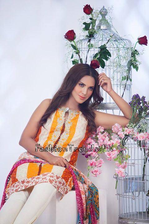 Ayesha Somaiya Eid Lawn Dresses 2015 by Flitz (20)