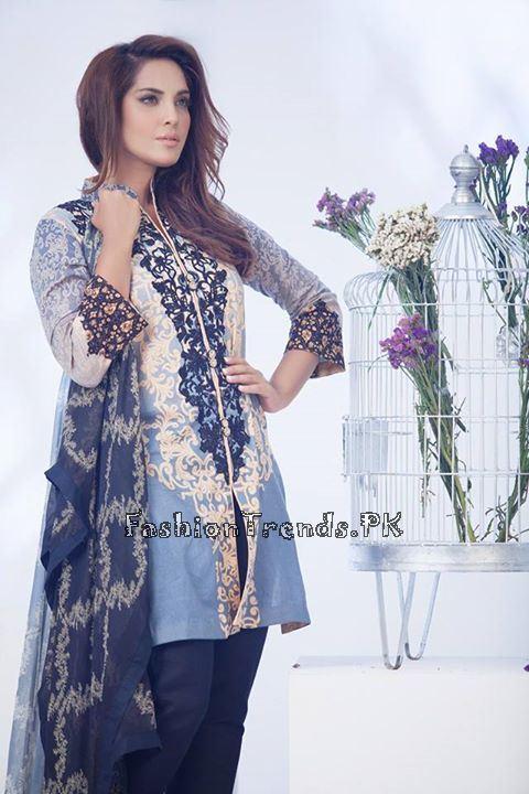 Ayesha Somaiya Eid Lawn Dresses 2015 by Flitz (23)