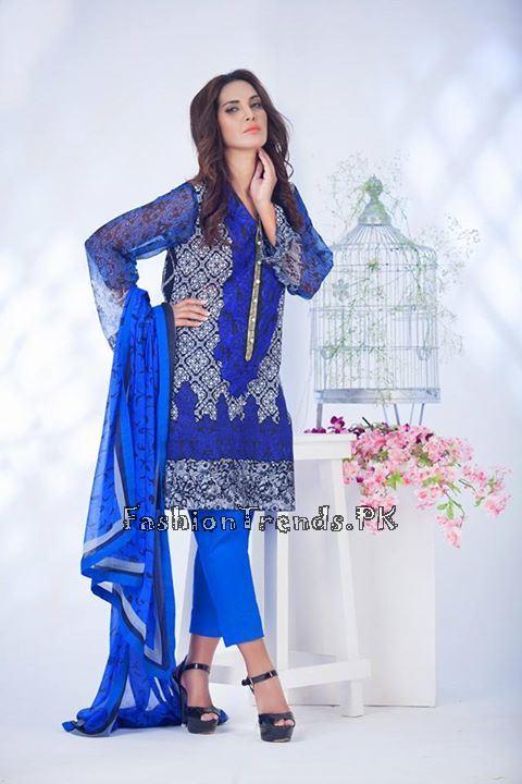 Ayesha Somaiya Eid Lawn Dresses 2015 by Flitz (3)