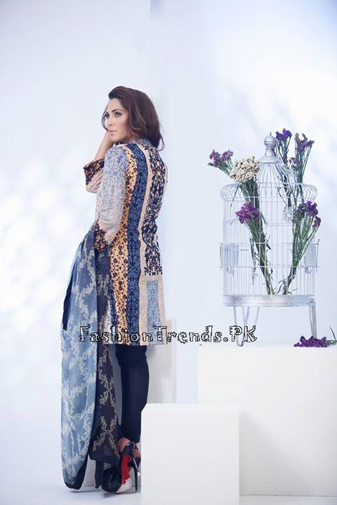 Ayesha Somaiya Eid Lawn Dresses 2015 by Flitz (7)