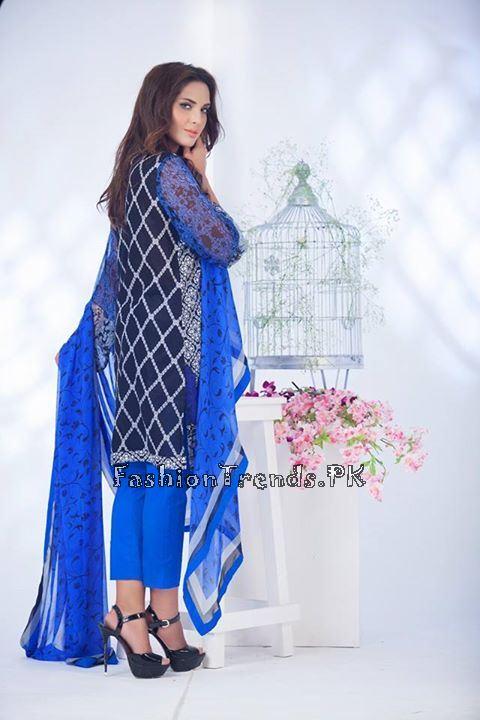 Ayesha Somaiya Eid Lawn Dresses 2015 by Flitz (8)