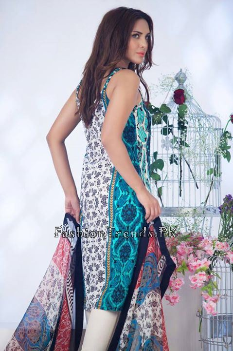 Ayesha Somaiya Eid Lawn Dresses 2015 by Flitz (9)