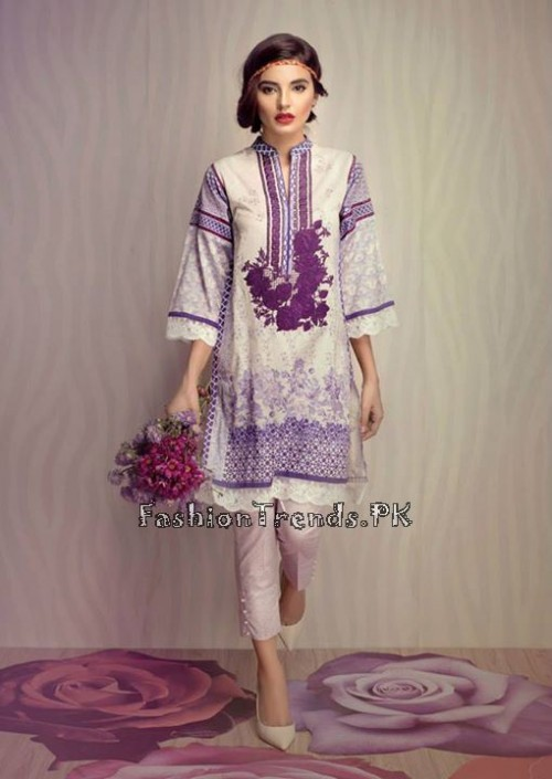 Ethnic By Outfitters Eid Collection 2015 (1)