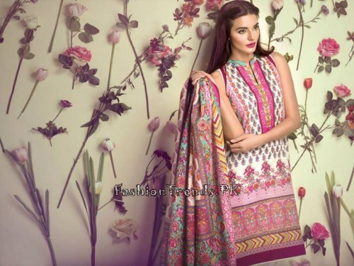 Ethnic By Outfitters Eid Collection 2015 (11)