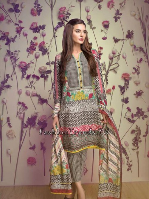 Ethnic By Outfitters Eid Collection 2015 (8)