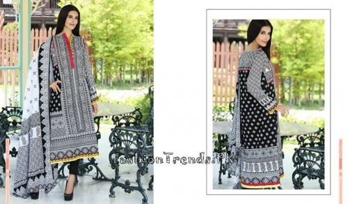 Firdous Lawn Collection 2015 Volume 4 (10)