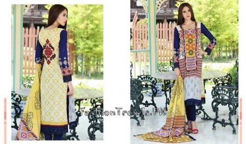 Firdous Lawn Collection 2015 Volume 4 (15)