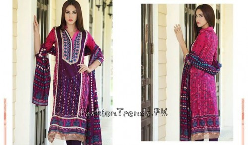 Firdous Lawn Collection 2015 Volume 4 (3)