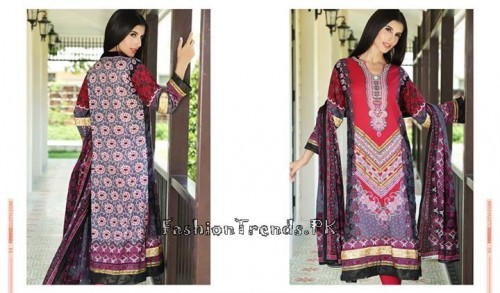 Firdous Lawn Collection 2015 Volume 4 (7)