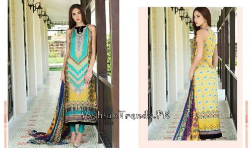 Firdous Lawn Collection 2015 Volume 4 (9)