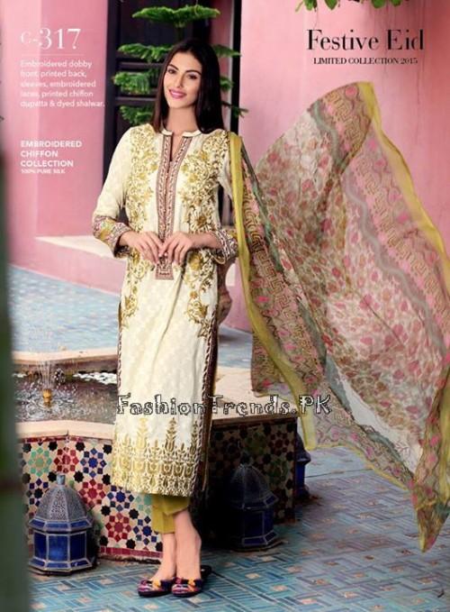 Gul Ahmed Festive Eid Collection 2015 (14)
