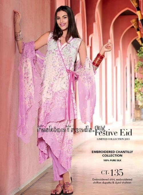Gul Ahmed Festive Eid Collection 2015 (3)