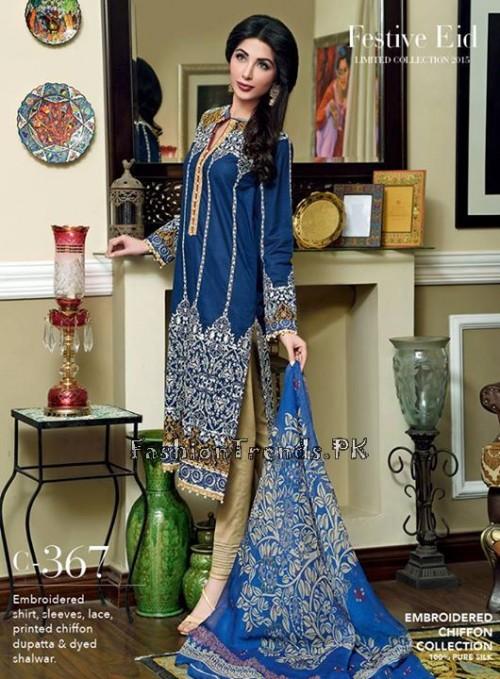 Gul Ahmed Festive Eid Collection 2015 (5)