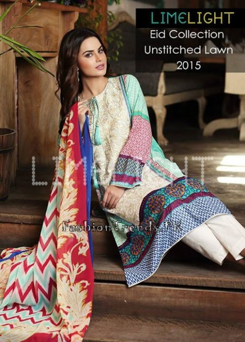 Limelight Eid Dresses Collection 2015 (1)