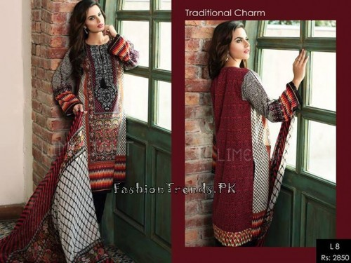 Limelight Eid Dresses Collection 2015 (3)