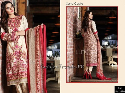 Limelight Eid Dresses Collection 2015 (4)