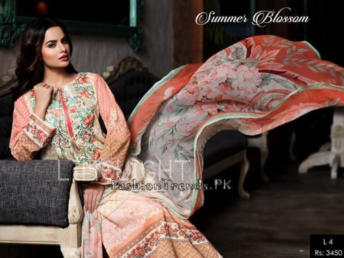 Limelight Eid Dresses Collection 2015 (5)