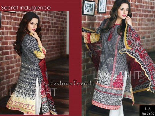 Limelight Eid Dresses Collection 2015 (6)