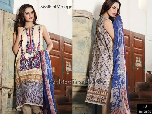 Limelight Eid Dresses Collection 2015 (7)