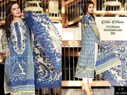 Limelight Eid Dresses Collection 2015 (8)