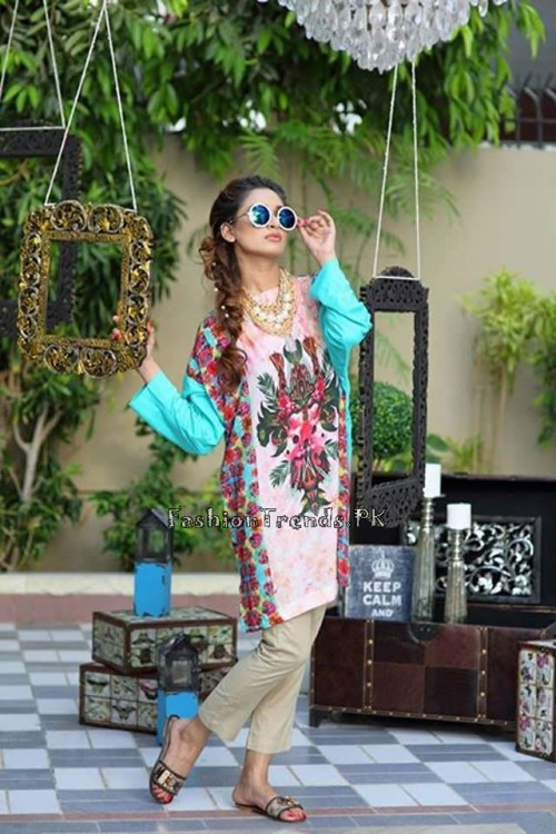 Nida Khurram Summer Pret Collection 2015 (4)
