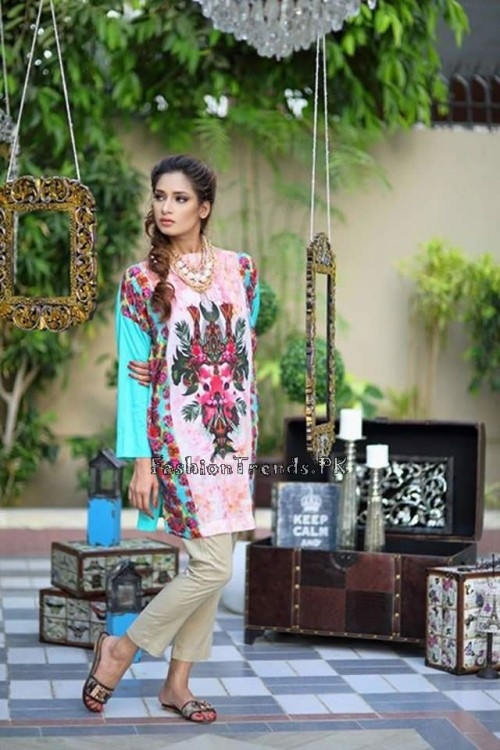 Nida Khurram Summer Pret Collection 2015 (6)