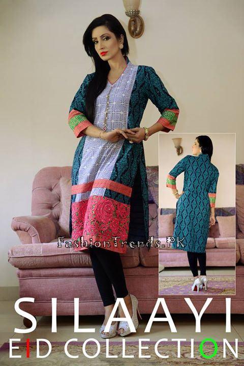 Silaayi Eid Collection 2015 (8)