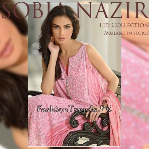 Sobia Nazir Eid Collection 2015 (2)