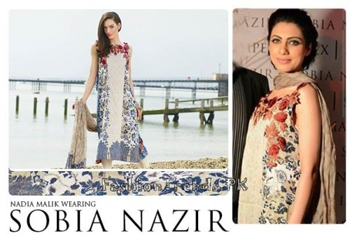 Sobia Nazir Eid Collection 2015 (3)