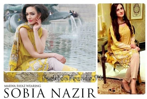 Sobia Nazir Eid Collection 2015 (4)