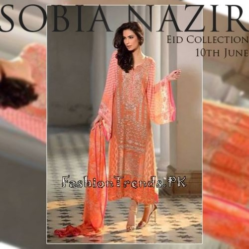 Sobia Nazir Eid Collection 2015 (5)