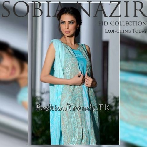 Sobia Nazir Eid Collection 2015 (6)