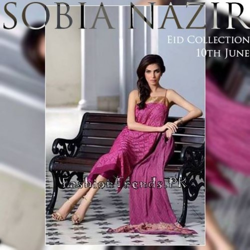 Sobia Nazir Eid Collection 2015 (9)