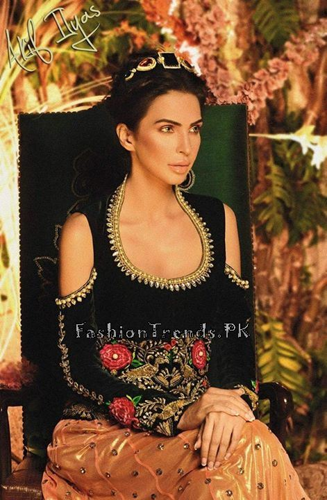 Tabassum Mughal Formal Wear Collection 2015 (1)